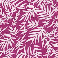*3 YD PC--Orchid Pink/Ivory Fern Challis