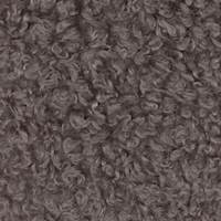 Ash Grey Novelty Fur