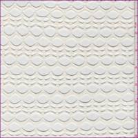Pearl Ivory Laser Cut Jersey Knit
