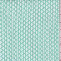 Seafoam Novelty Crochet Lace