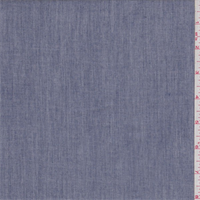 *3 YD PC--Blue Chambray Shirting
