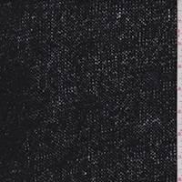 Black Sweater Knit