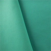*1 1/8 YD PC--Marine Teal Cotton Stretch Suiting