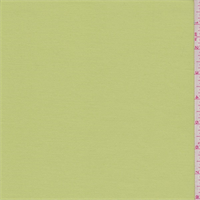 *2 1/2 YD PC--Citron Green Stretch Twill