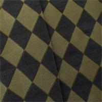 *5 YD PC--Taupe/Black Diamond Jacquard Home Decorating Fabric