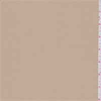 *3 3/4 YD PC--Nude Polyester Matte Jersey