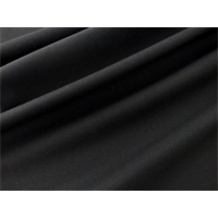 *2 3/4 YD PC--Black Shirting
