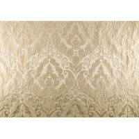 *2 YD PC--Opal Ivory De Leo Fantasia Damask Home Decorating Fabric