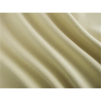 *1 YD PC--Cream Boiled Wool Blend Coating