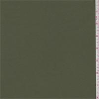 *2 1/2 YD PC--Army Green Supplex Activewear Knit