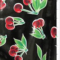Black Cherry Oilcloth Roll