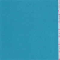*3 YD PC--Turquoise Blue Shimmer Jersey Knit