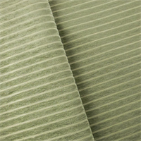 *8 YD PC--Light Sage Green Striped Chenille Home Decorating Fabric