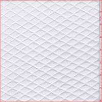 Ivory Quilted Double Knit