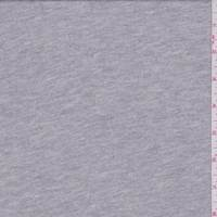 *2 YD PC--Heather Grey French Terry Knit