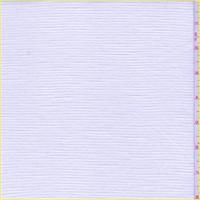 *1 YD PC--White Rib Knit