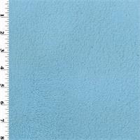 *1 YD PC--Polartec Shaggy Berber Fleece - Sky Blue