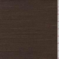 Golden Brown Wool Tweed Suiting