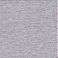 *3 1/8 YD PC--Heather Grey French Terry