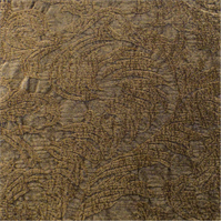 *4 YD PC--Brown Autumnal Chenille Jacquard Home Decorating Fabric