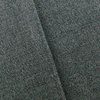 Black/White Wool Twill Suiting