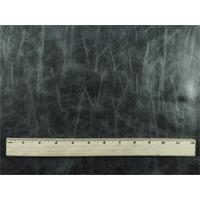 *3/4 YD PC--Gunmetal Gray Richloom San Lorenzo Faux Leather
