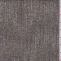*2 3/8 YD PC--Dusty Taupe Wool Sweater Knit