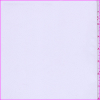 *1 3/4 YD PC--White Polyester Drapery Sheer