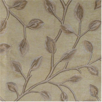 *3 YD PC--Bartson Beige  Chenille Jacquard Decorating Fabric