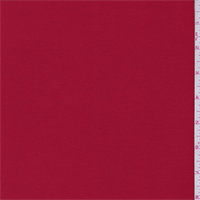 *1 3/8 YD PC--Red Heavy Flannel
