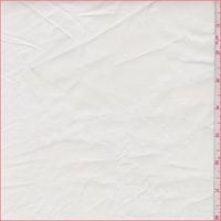 *2 1/4 YD PC--Antique White/Pale Green Cotton Poplin