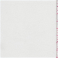 *2 YD PC--Ivory Polyester Lining