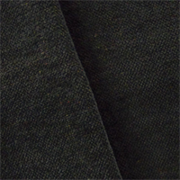 *3 YD PC--Charcoal Black Chenille Home Decorating Fabric