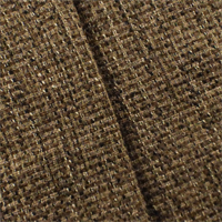 *3 YD PC--Brown TFA Plantation Texture Basketweave Decorating Fabric