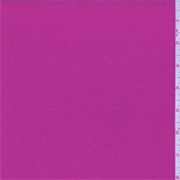 *3 YD PC--Raspberry Pink Rayon Jersey Knit