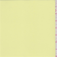 *4 1/2 YD PC--Citron Yellow Polyester Lining