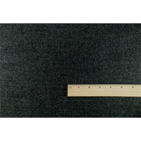 *2 YD PC--Charcoal Grey Wool Blend Suiting