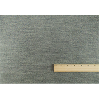*4 YD PC--Cloud Grey Wool Twill Knit Jersey