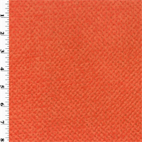 *3 5/8 YD PC--Polartec Curly Fleece - Orange