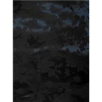 *6 YD PC--Black Eversong Brocade