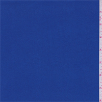 *3 YD PC--Electric Blue Rayon Jersey Knit