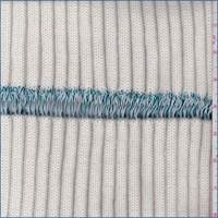 *1 1/8 YD PC--Cream Poor Boy Sweater Knit