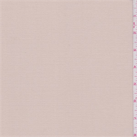 *1 1/2 YD PC--Bare Pink Crepe