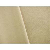 *2 1/3 YD PC--Beige Wool Blend Melton Coating