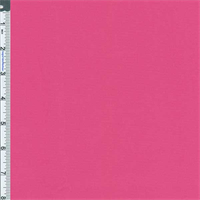 *1 YD PC--Bright Pink Cotton Hayward Suiting