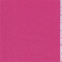 *2 1/2 YD PC--Berry Pink Stretch Sateen