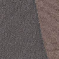 *3 1/2 YD PC--Black/Grey Textured Wool Jacketing