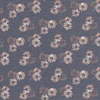 *4 PANELS--Denim Blue Silk Panels