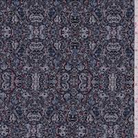 Granite Morrocan Jersey Knit