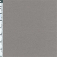 *5 1/4 YD PC--Grey Stretch Jersey Knit